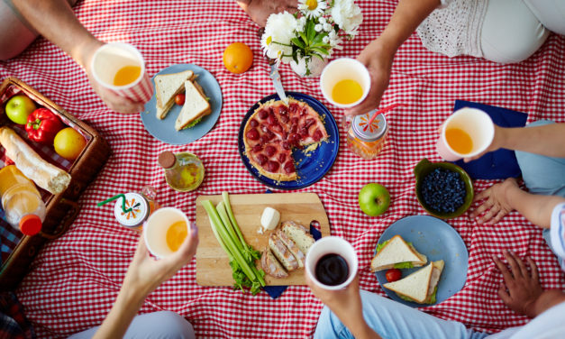 Name Game – Going on a Picnic