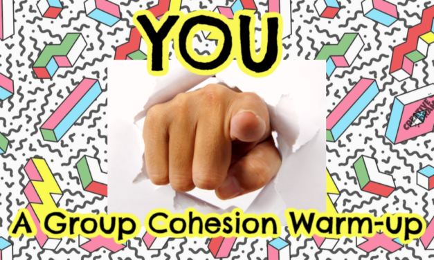 You: A Group Cohesion Warm-up