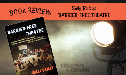 Barrier-Free Theatre – BOOK REVIEW