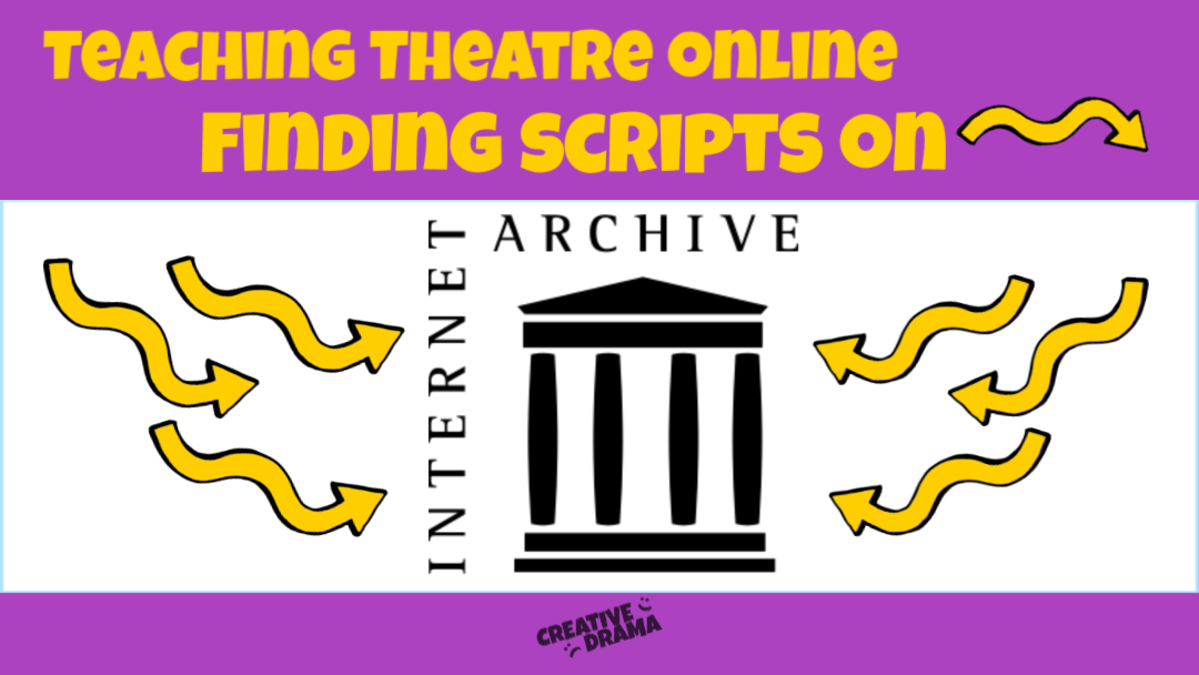 Finding Scripts on Internet Archive